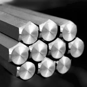 Шестигранник алюминиевый
